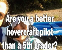What is a hovercraft?